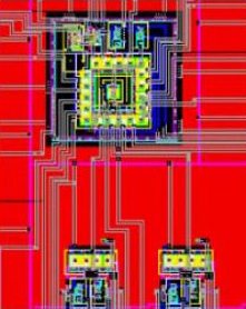 Cortex chip goes both ways